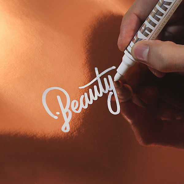 beauty -hand-lettering design and inspiration