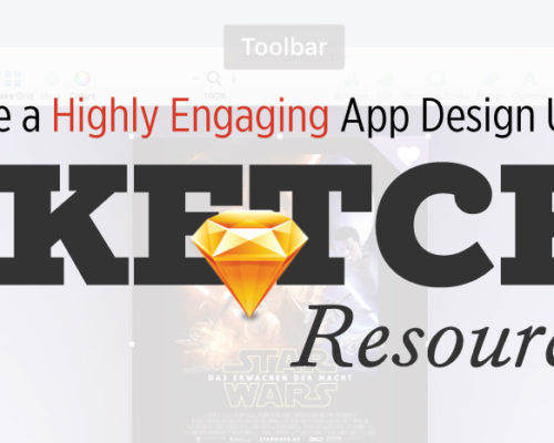 Sketch Resources for App Design - Toolbox , Best Tools, Resources