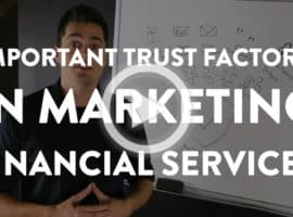 Important Trust Factors in Marketing Financial Services
