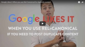 How to Use Rel Canonical - Technical SEO
