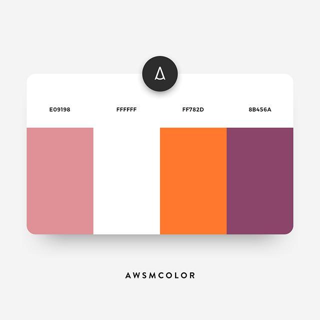 pink-orange-purple-color-scheme
