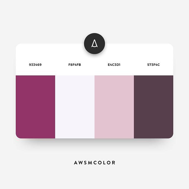 purple-pink-dark-color-scheme