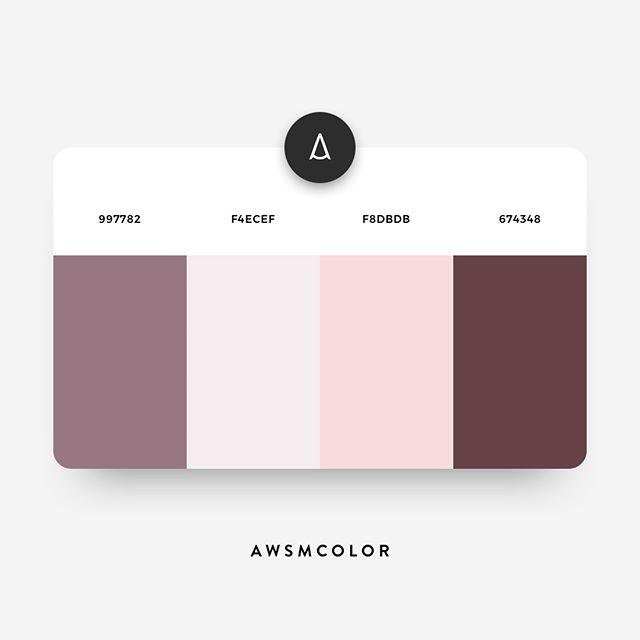 tan-creme-makeup-fashion-palette-2019-web-design-schemes-trends