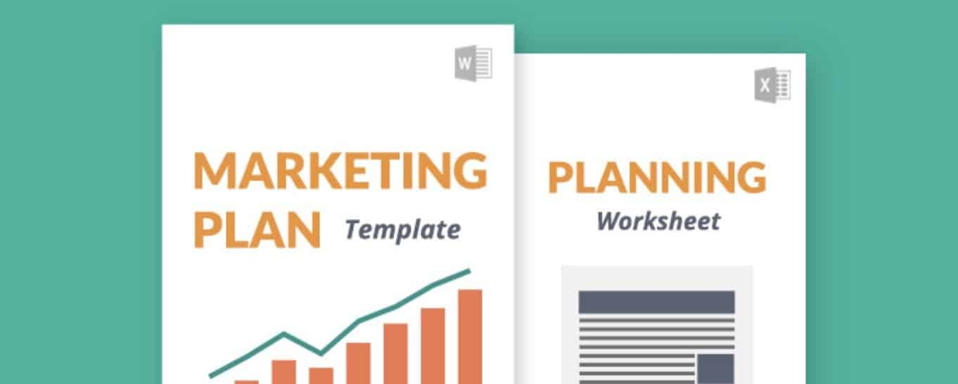 Free Marketing Plan Template - Vital Design