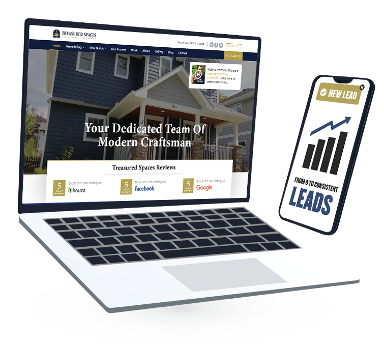 Remodeling Contractor Lead Generation Marketing